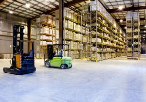 Warehousing Logistics
